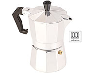 Cucina di Modena Cafetière italienne 150 ml compatible induction